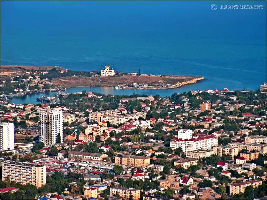 Глазами Чайки - СЕВАСТОПОЛЬ - Раздел город - Фотография на фотосайте.